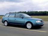 Pictures of Audi A6 2.8 quattro Avant (4B,C5) 1998–2001