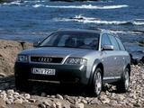 Pictures of Audi Allroad 2.5 TDI quattro (4B,C5) 2000–06