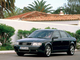 Pictures of Audi A6 3.0 Sedan (4B,C5) 2001–04
