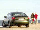 Pictures of Audi A6 1.9 TDI Sedan (4B,C5) 2001–04
