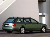 Pictures of Audi A6 2.0 Avant (4B,C5) 2001–04