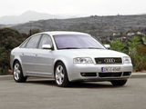 Pictures of Audi A6 3.0 quattro Sedan (4B,C5) 2001–04