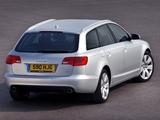 Pictures of Audi A6 4.2 quattro Avant UK-spec (4F,C6) 2005–08