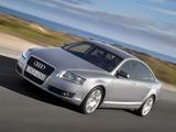 Pictures of Audi A6 3.2 Sedan (4F,C6) 2005–08