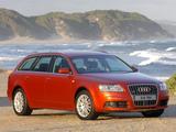 Pictures of Audi A6 3.0 TDI quattro S-Line Avant ZA-spec (4F,C6) 2005–08