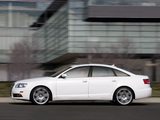 Pictures of Audi A6 4.2 quattro S-Line Sedan US-spec (4F,C6) 2005–08