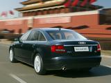 Pictures of Audi A6 L Sedan (4F,C6) 2005
