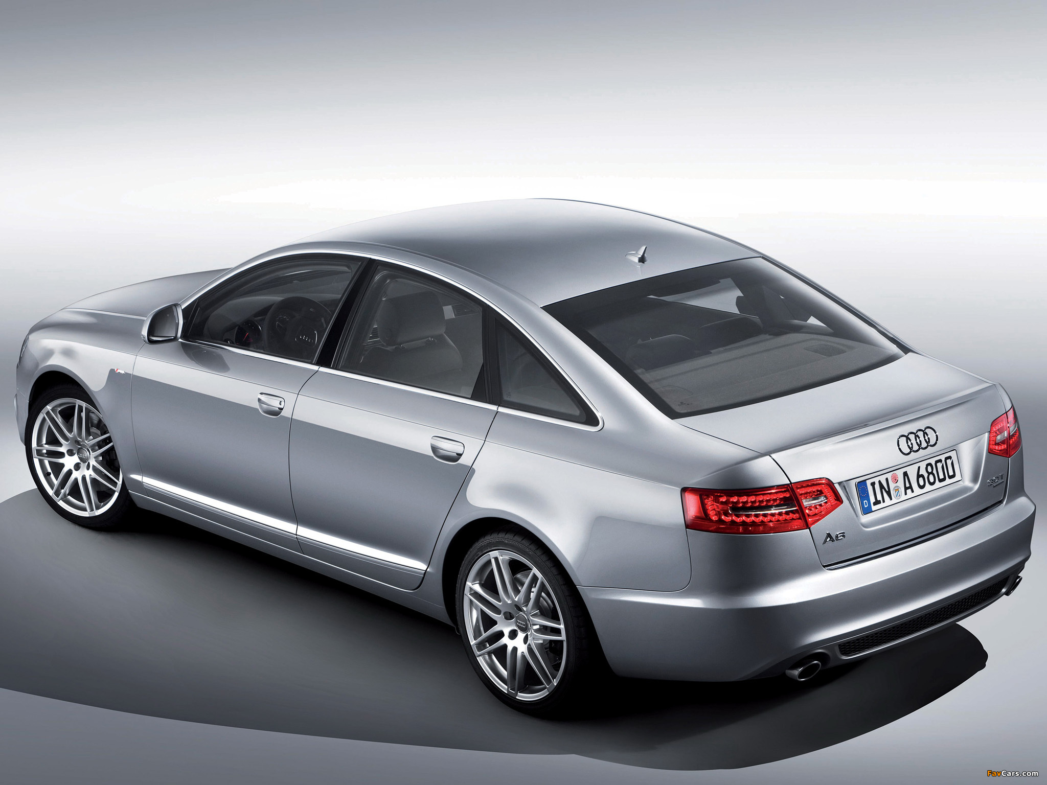 Pictures Of Audi A6 3 0t Quattro S Line Sedan 4f C6 2008