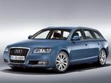 Pictures of Audi A6 2.8 quattro Avant (4F,C6) 2008–11