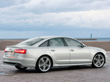 Pictures of Audi A6 3.0 TDI S-Line Sedan (4G,C7) 2011