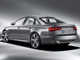 Pictures of Audi A6 3.0T S-Line Sedan (4G,C7) 2011