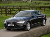Pictures of Audi A6 3.0 TDI Sedan UK-spec (4G,C7) 2011