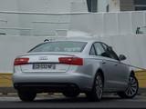 Pictures of Audi A6 Hybrid Sedan (4G,C7) 2011