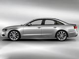 Pictures of Audi A6 3.0 TDI Sedan (4G,C7) 2011