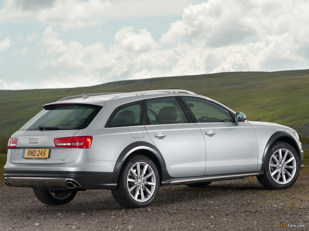 Pictures Of Audi A6 Allroad 3 0 Tdi Quattro Uk Spec 4g C7 2012 1280x960