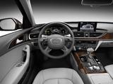 Pictures of Audi A6 L e-tron Concept (4G,C7) 2012