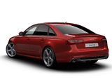 Pictures of Audi A6 Black Edition (4G,C7) 2012