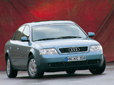 Audi A6 Sedan (4B,C5) 1997–2001 wallpapers