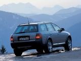 Audi Allroad 2.5 TDI quattro (4B,C5) 2000–06 wallpapers