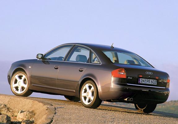 Audi A Sedan BC Wallpapers - 2001 audi a6