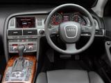 Audi A6 3.2 FSI quattro Avant ZA-spec (4F,C6) 2005–08 wallpapers