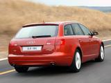 Audi A6 3.0 TDI quattro S-Line Avant ZA-spec (4F,C6) 2005–08 wallpapers