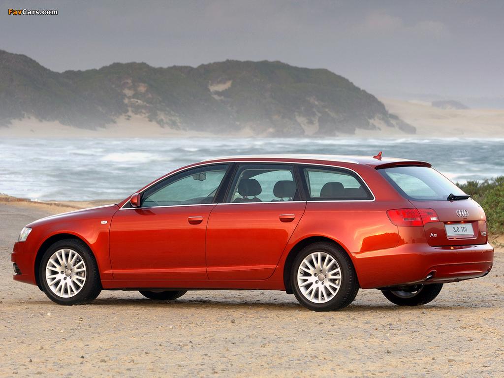 Audi A6 3 0 Tdi Quattro S Line Avant Za Spec 4f C6 2005