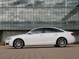 Audi A6 4.2 quattro S-Line Sedan US-spec (4F,C6) 2005–08 wallpapers