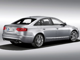Audi A6 3.0T quattro S-Line Sedan (4F,C6) 2008–11 wallpapers