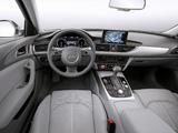 Audi A6 Hybrid Sedan (4G,C7) 2011 wallpapers