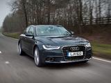 Audi A6 3.0 TDI Sedan UK-spec (4G,C7) 2011 wallpapers