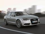 Audi A6 3.0 TDI Sedan (4G,C7) 2011 wallpapers