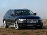 Audi A6 Allroad 3.0 TDI quattro (4G,C7) 2012 wallpapers