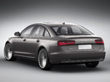 Audi A6 L e-tron Concept (4G,C7) 2012 wallpapers