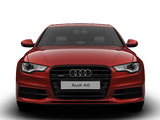 Audi A6 Black Edition (4G,C7) 2012 wallpapers