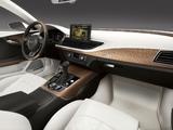 Audi Sportback Concept 2009 pictures