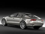 Audi Sportback Concept 2009 wallpapers