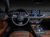 Audi A7 Sportback 3.0 TFSI quattro S-Line US-spec 2010 images