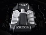 Audi A7 Sportback 3.0 TFSI quattro 2010 photos