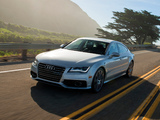 Audi A7 Sportback 3.0 TFSI quattro S-Line US-spec 2010 wallpapers