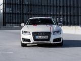 Audi A7 Sportback piloted driving concept 2016 photos