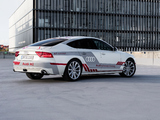 Audi A7 Sportback piloted driving concept 2016 pictures