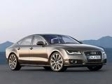 Images of Audi A7 Sportback 3.0 TFSI quattro 2010