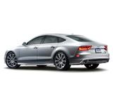 Images of Audi A7 Sportback 3.0 TFSI quattro S-Line US-spec 2010