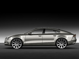 Photos of Audi Sportback Concept 2009