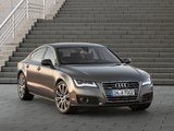 Photos of Audi A7 Sportback 3.0 TFSI quattro 2010