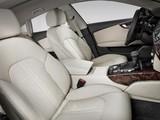 Pictures of Audi A7 Sportback 3.0 TFSI quattro 2010
