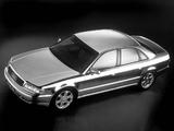 Audi ASF Concept 1993 photos