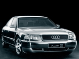 Audi ASF Concept 1993 pictures