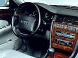 Audi A8 (D2) 1994–99 images